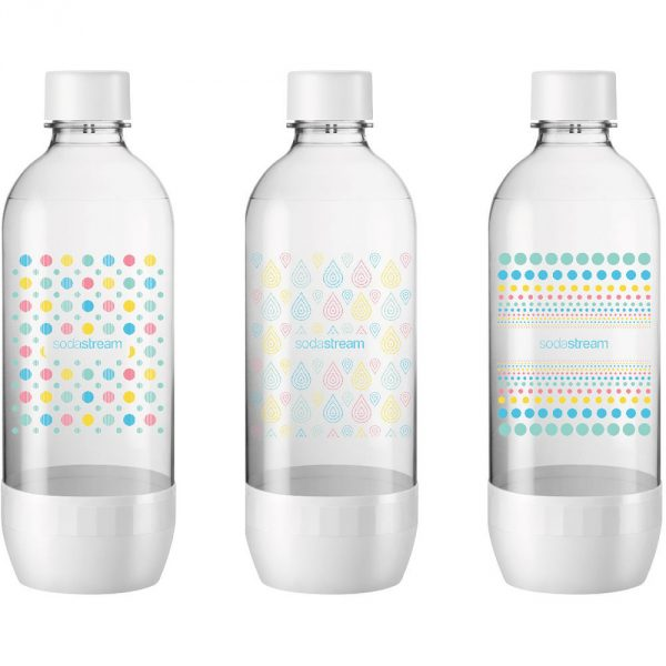 SodaStream doplňuje minulý úspěch lahvemi s pastelovými motivy