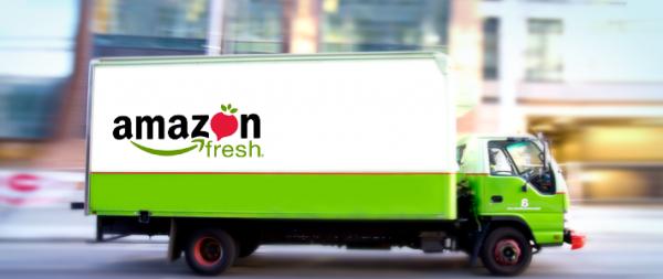 AmazonFresh zatím dodává jen v Londýně a v Berlíně