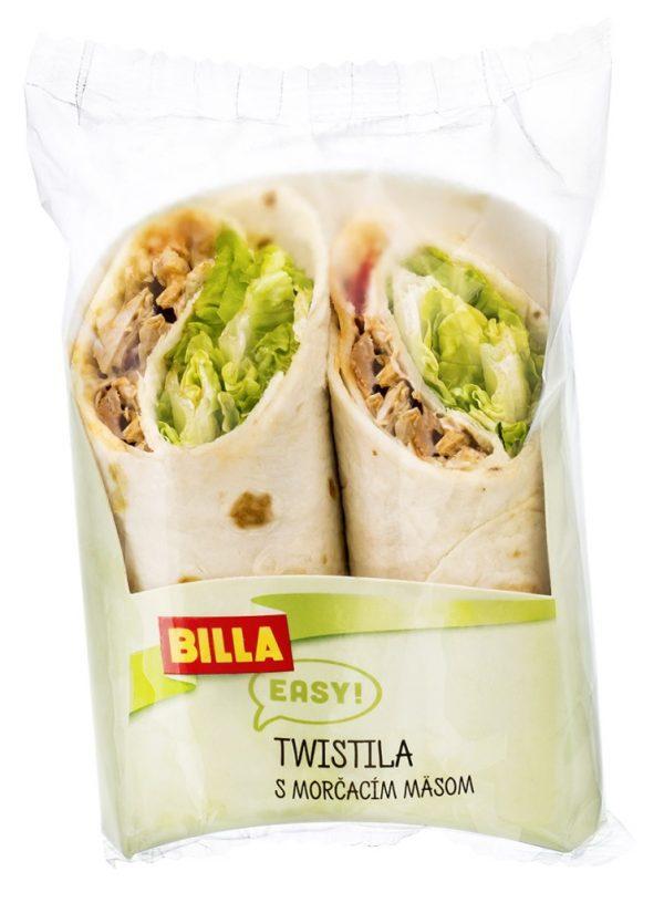 Privátní značka Billa Easy cílí na lidi, kteří nemají času nazbyt a chtějí se rychle najíst