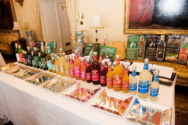 Největší oblibě se těší zejména britské alkoholické nápoje