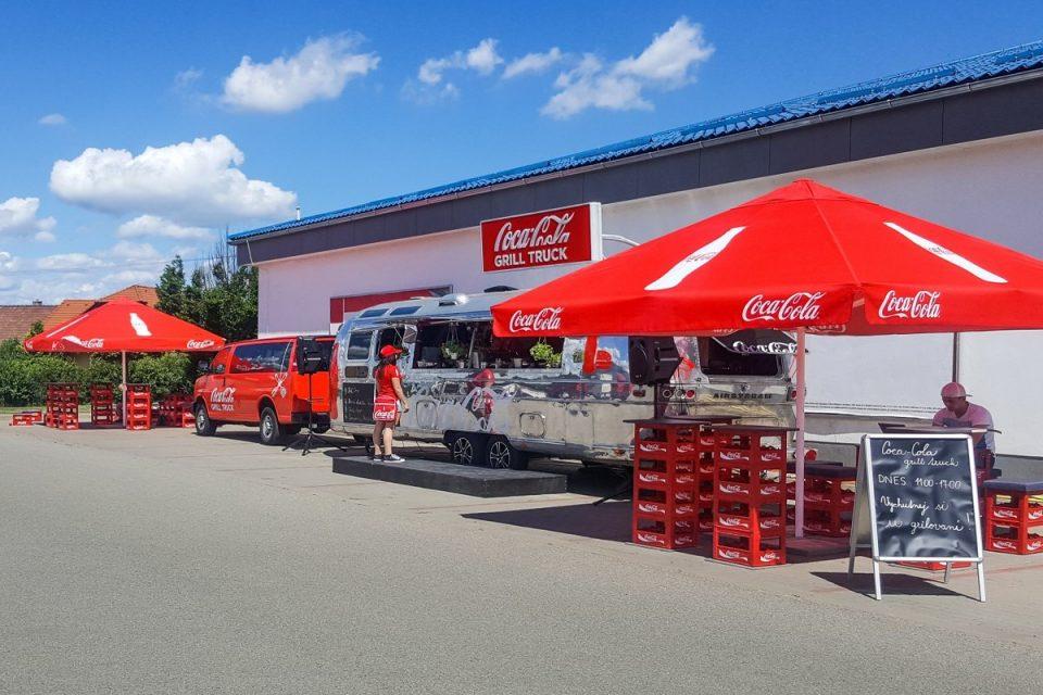 Coca-Cola vyráží na letní grilovací turné