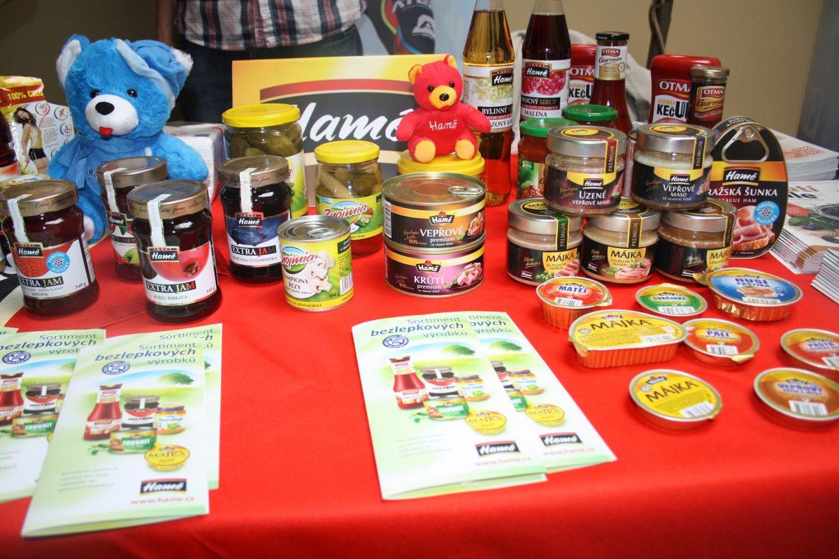 Bezlepkové produkty Hamé z Fóra celiaků