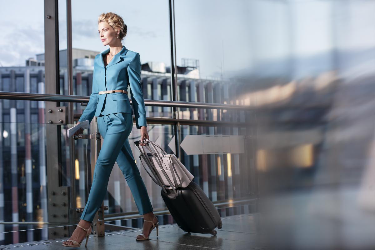 Móda nové luxusní značky se zaměřuje na business ženy