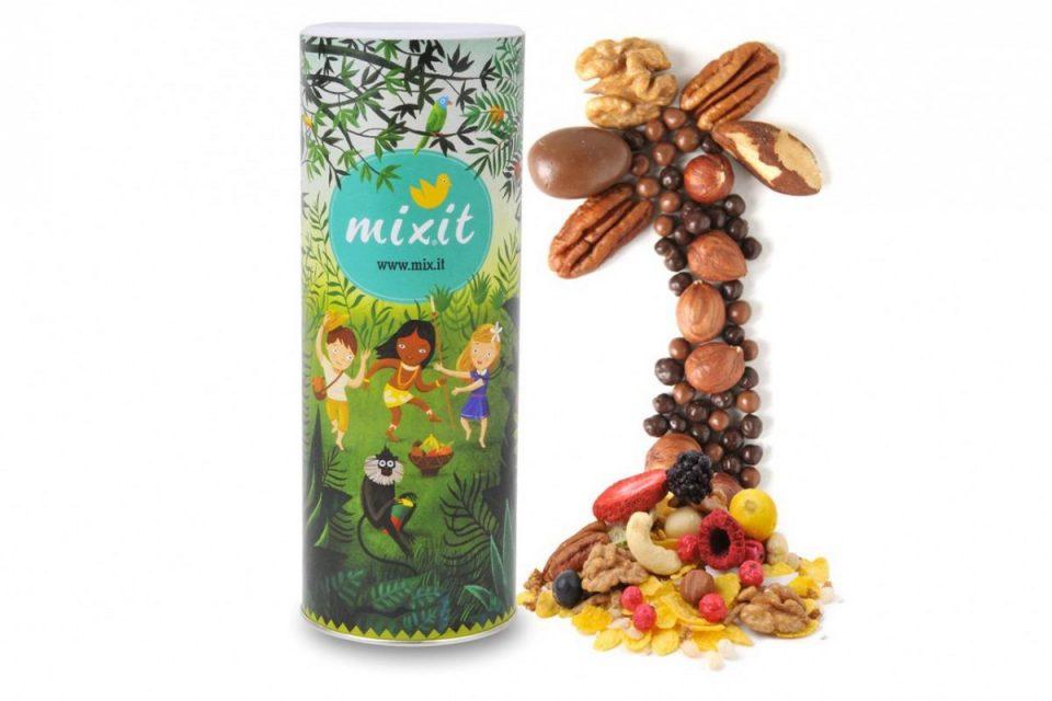 Mixit odstranilo z produktů palmový olej