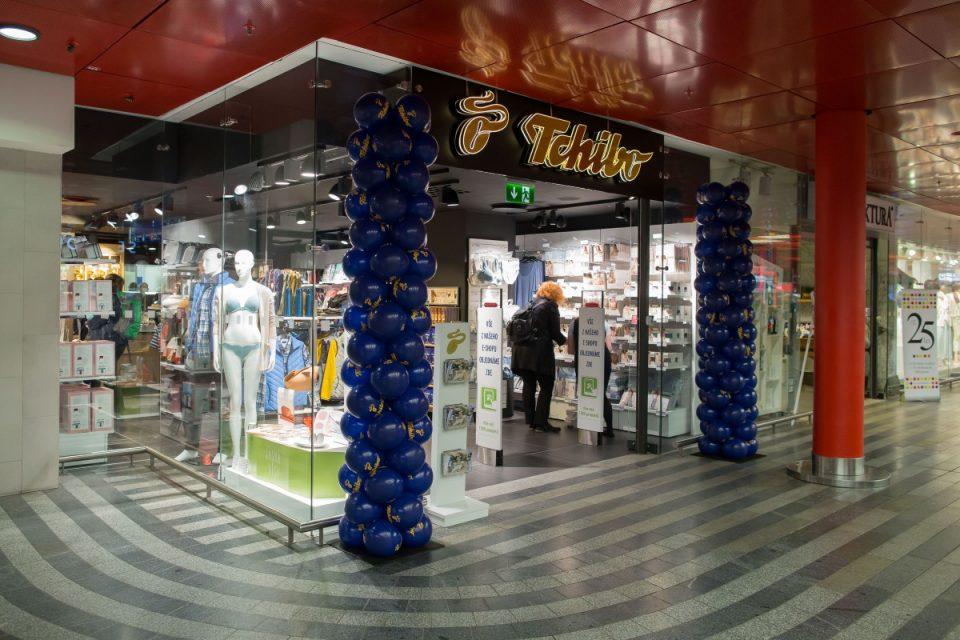 Tchibo otevřelo obchod, tentokrát bez kávového baru