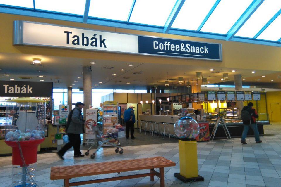 Albert u hypermarketů otevřel Coffee & Snack