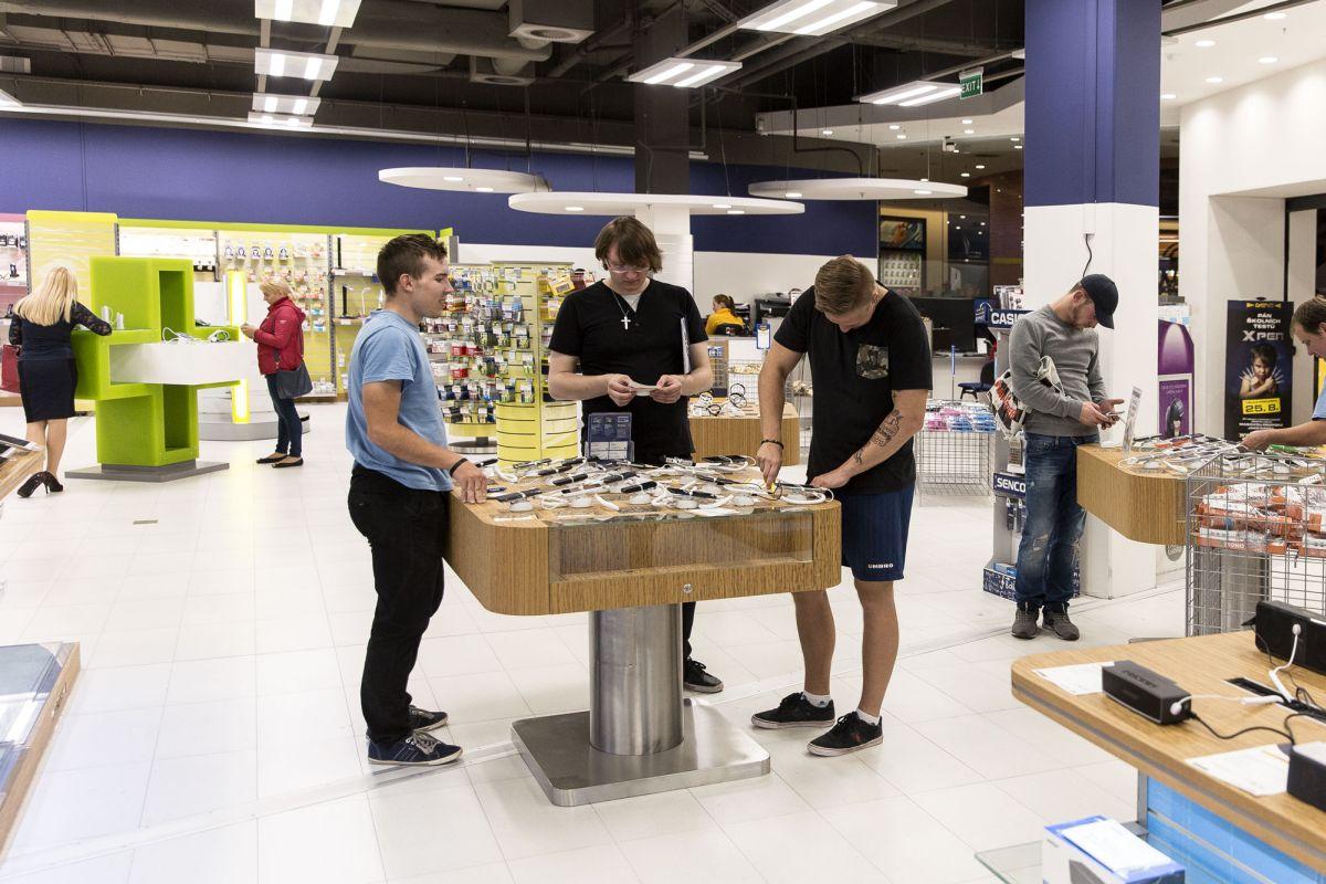 Datart se vymanil ze ztráty a humanizuje prodejny v Čechách i na Slovensku