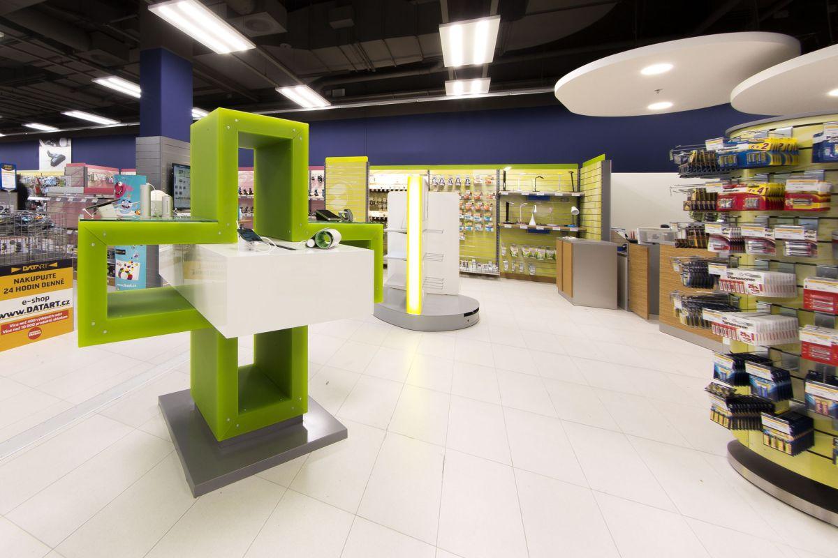 Datart otevřel humanizovanou prodejnu 21. století na Chodově