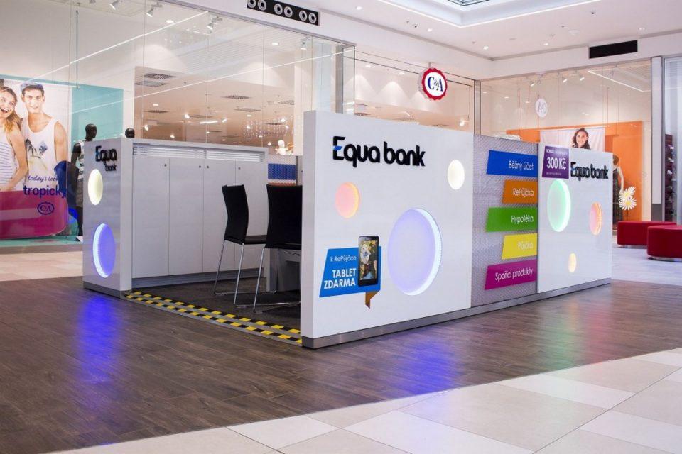 Equa bank je už pět měsíců v zisku
