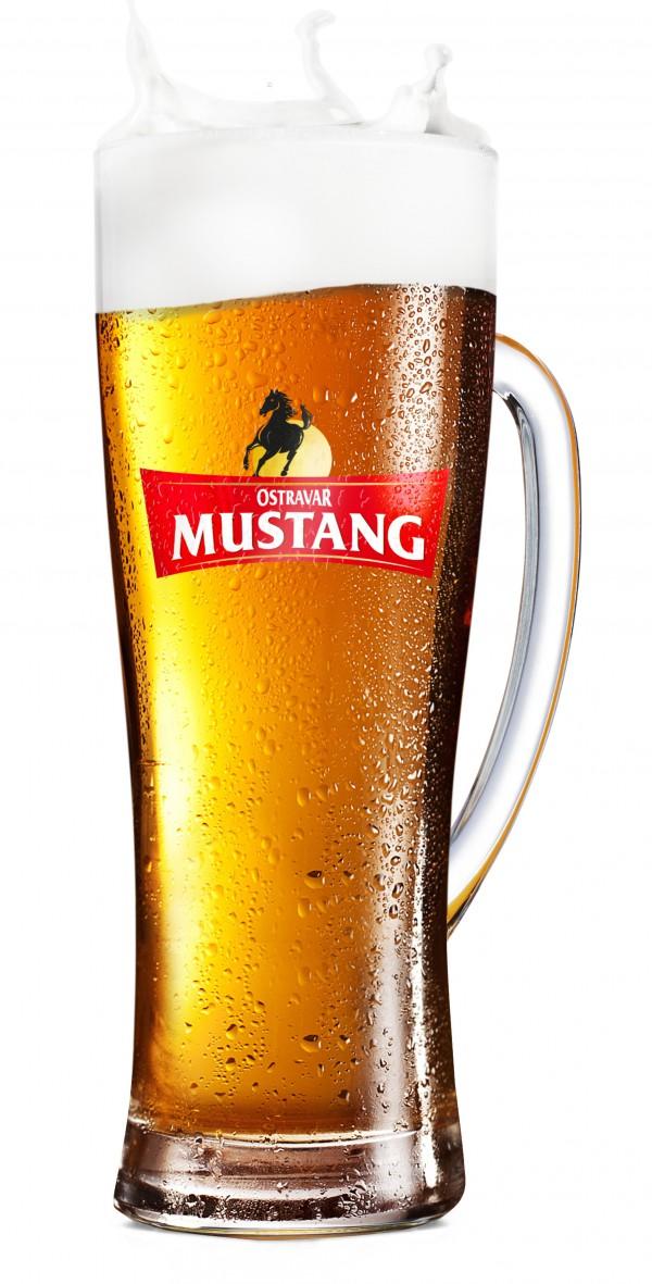 Slezský pivovar Ostravar vaří nové pivo Ostravar Mustang