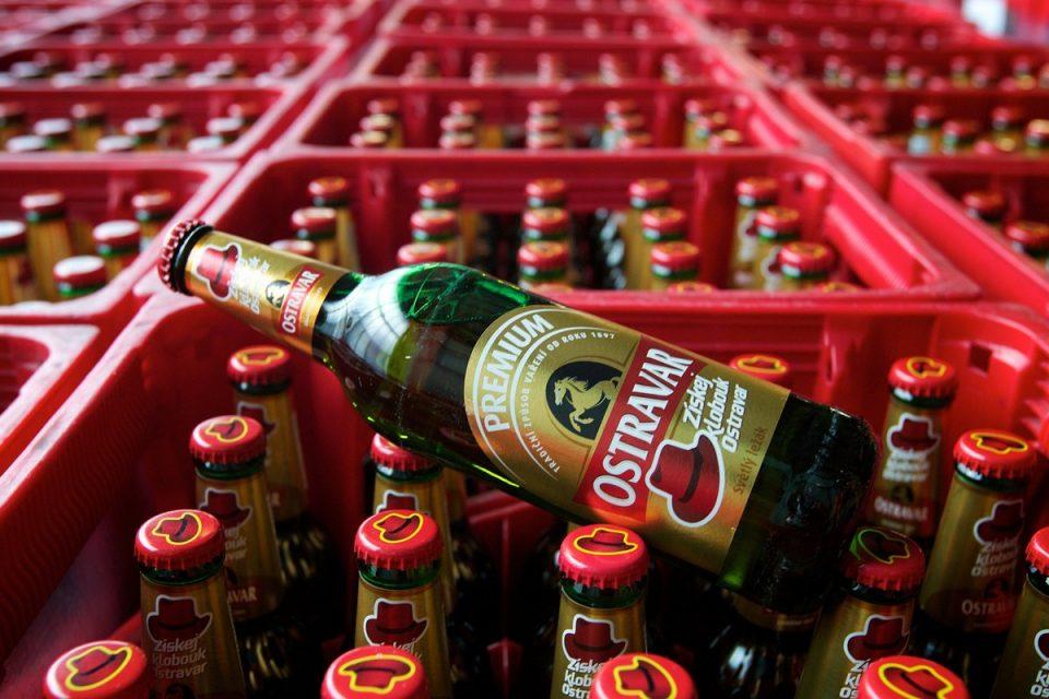 Pivovar Ostravar vaří nové pivo Mustang