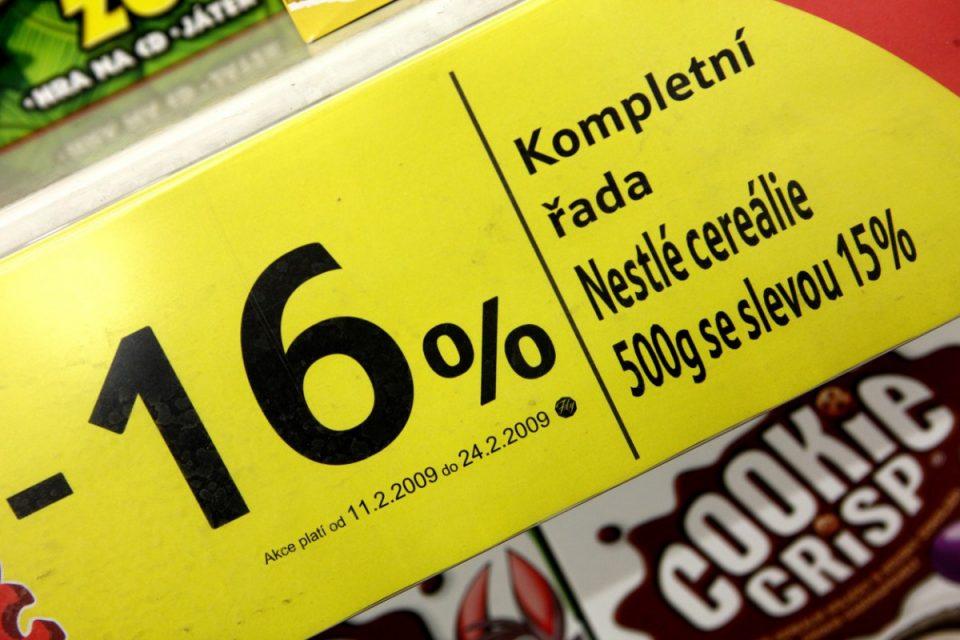 Retaileři dostali pokuty za klamavé slevové akce