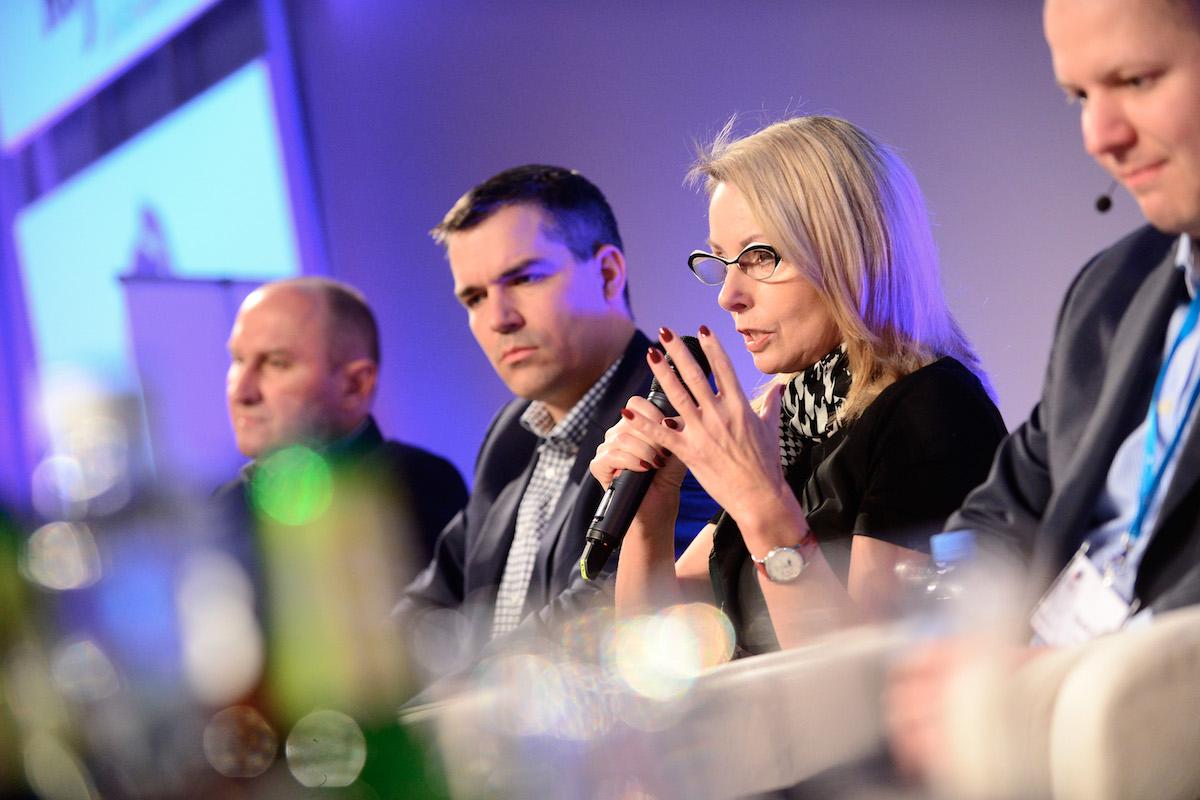 Zuzana Řezníčkova byla ze všech panelistů nejhovornější