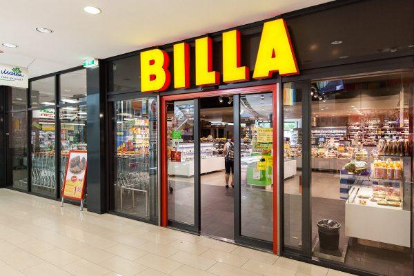 Billa otevřela 16. brněnskou prodejnu ve zrekonstruovaném OC Kavkaz