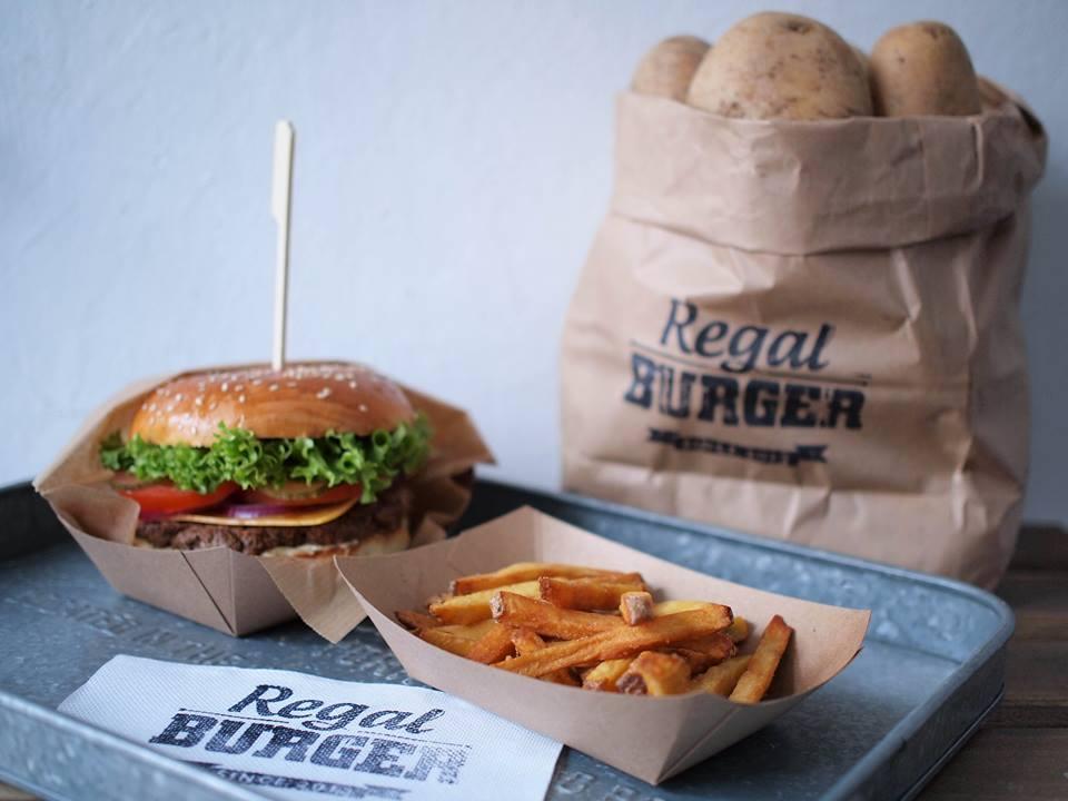 Z nabídky Regal Burgeru