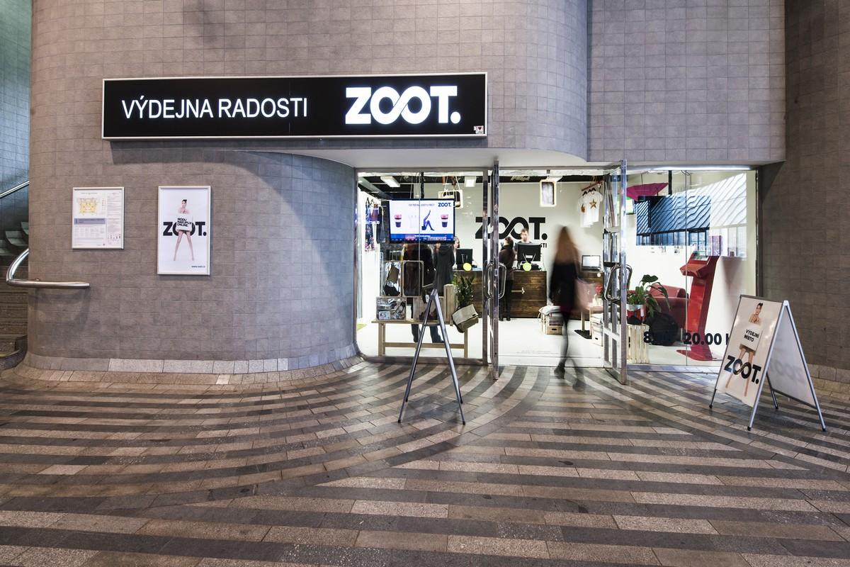 Jedna z výdejen radosti Zootu, která se nachází v Plzni. V Česku jich je celkem 16