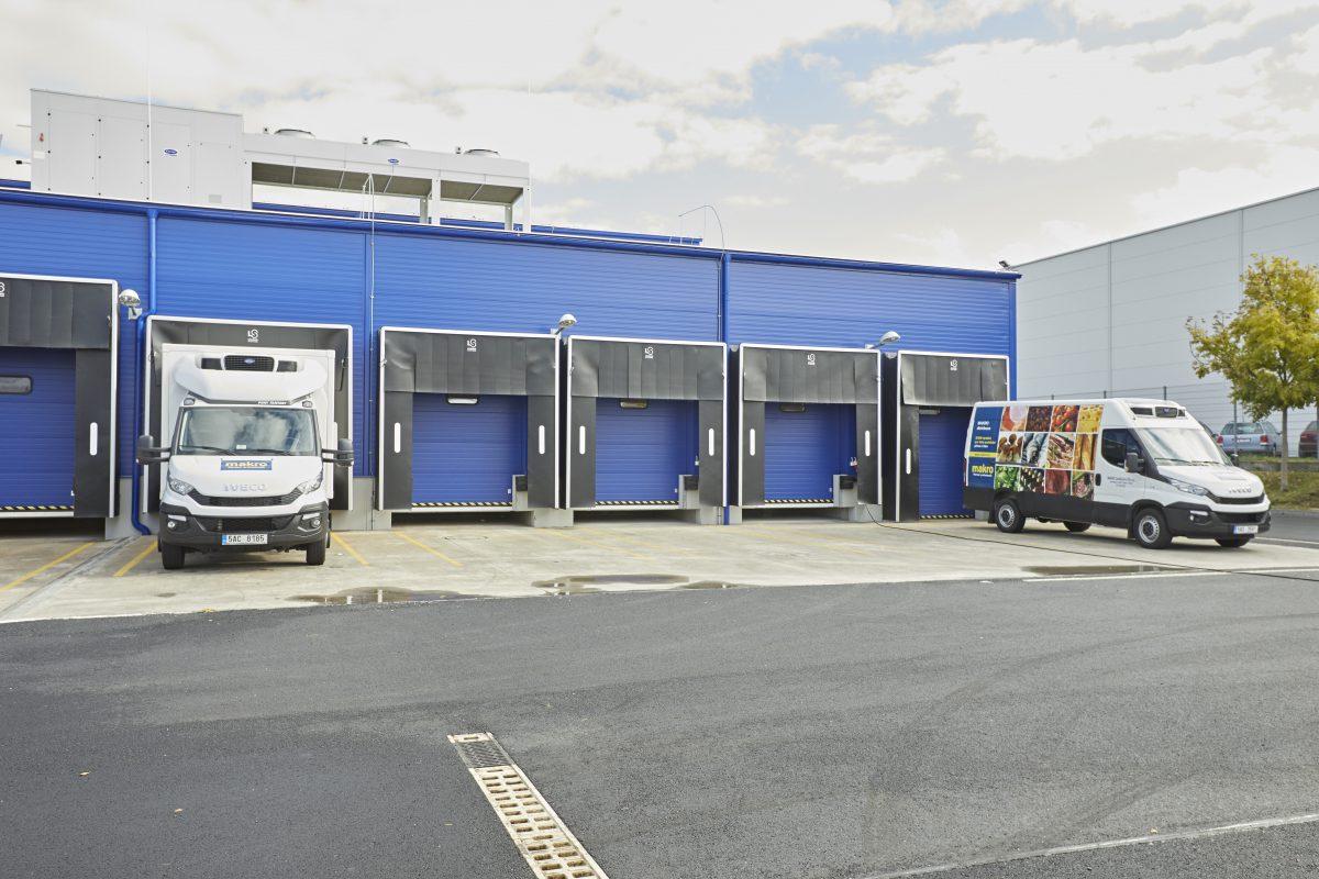 Plzeňské distribuční centrum v nové podobě