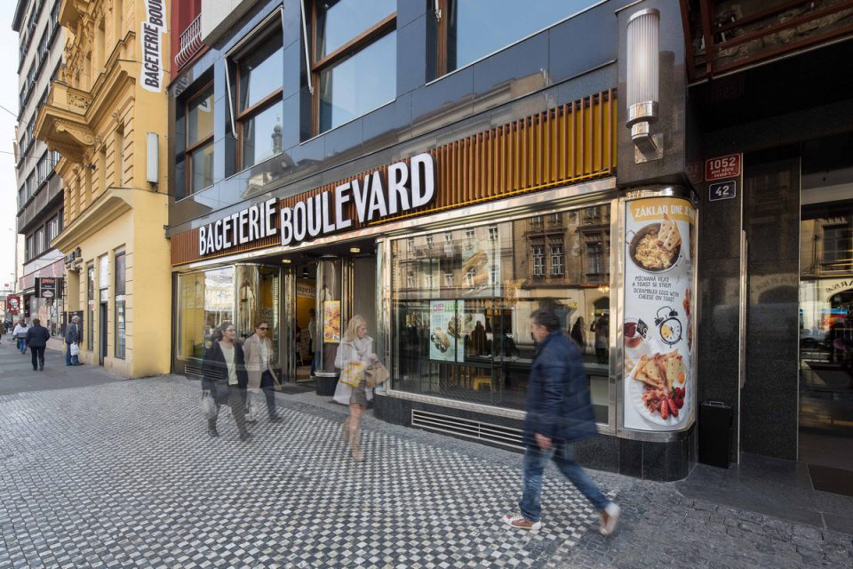 Bageterie Boulevard expanduje do Německa