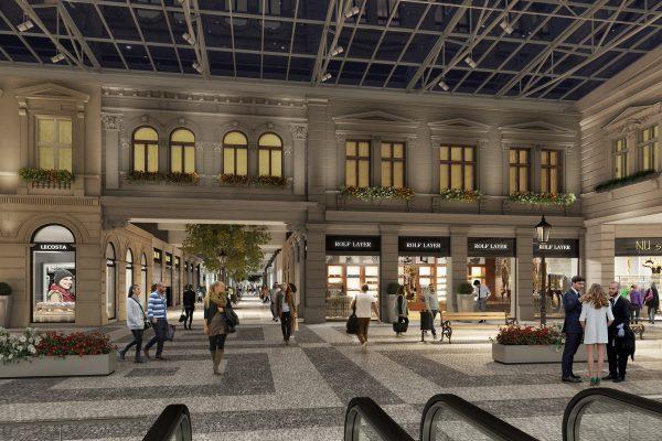 Prague The Style Outlets posouvá datum otevření, na 18. května