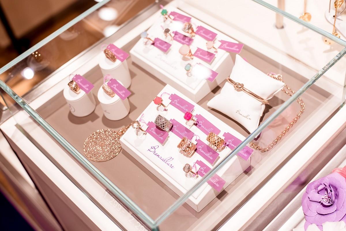Nové oddělení se specializuje na šperky, boty, kabelky nebo pokrývky hlavy