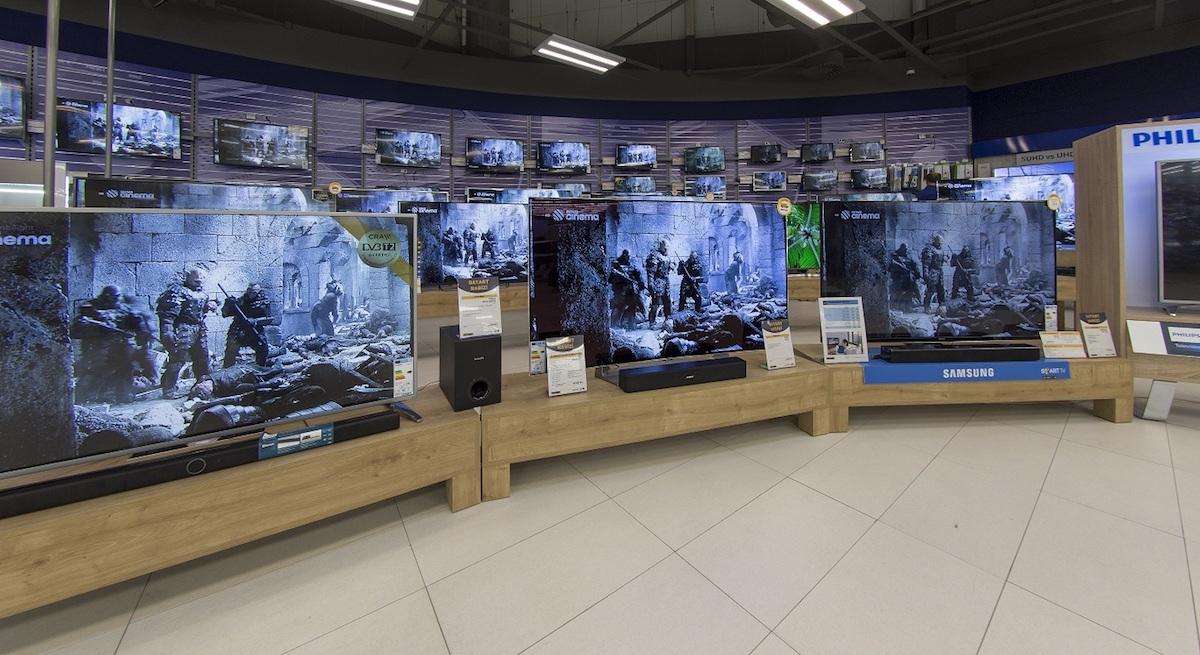 Přestavěná prodejna Datartu v Ostravě