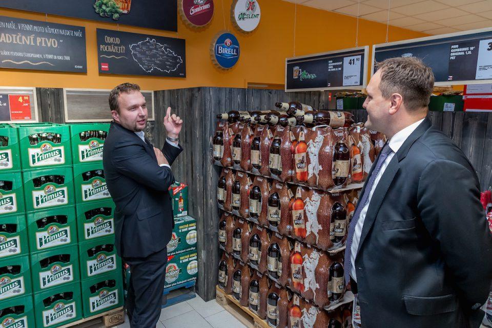 Penny slibuje dál podporovat české výrobce potravin