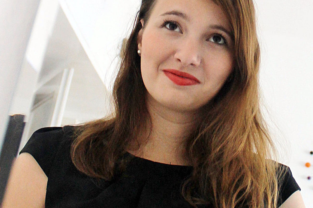 Architektka Tereza Šašková