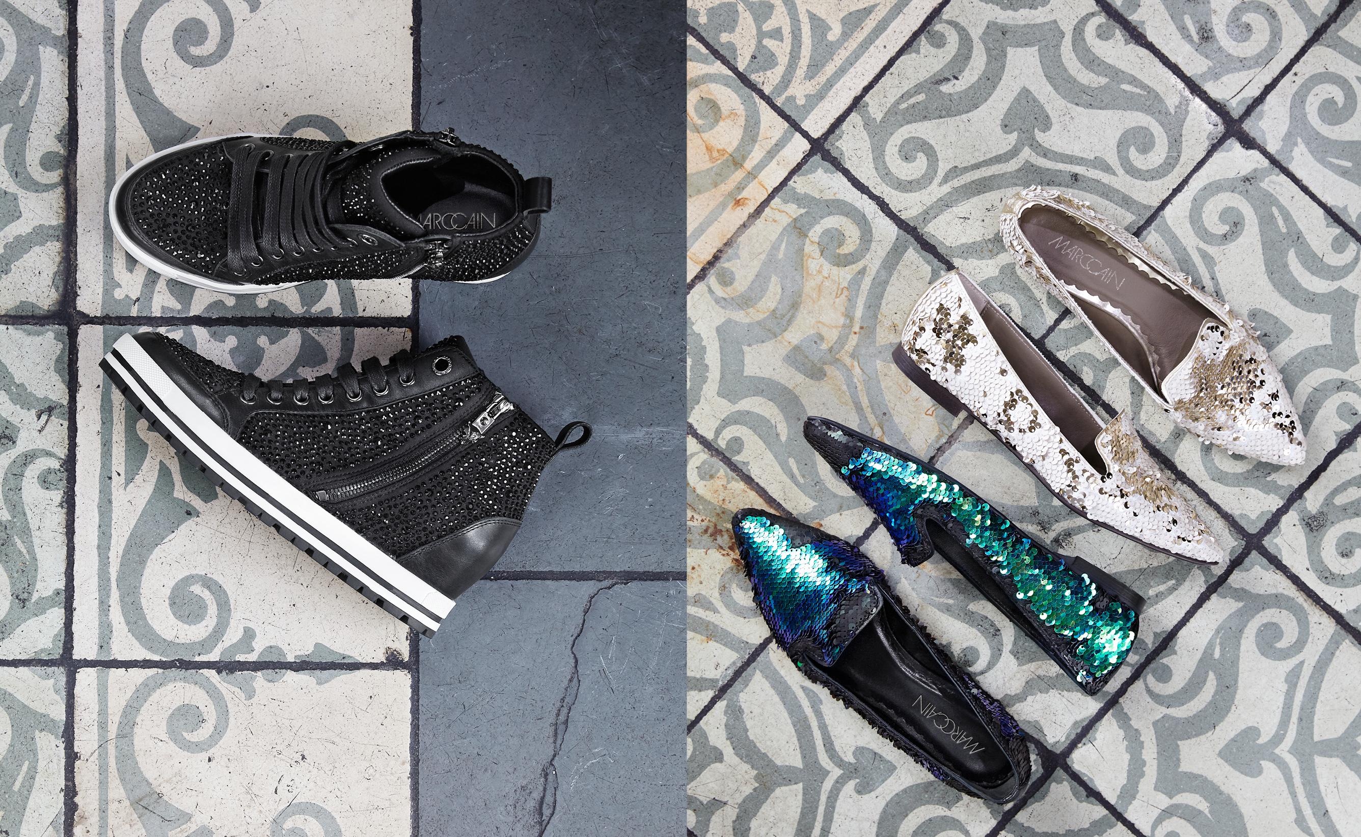 Obuv značky Marc Cain Bags & Shoes ve Van Graafu