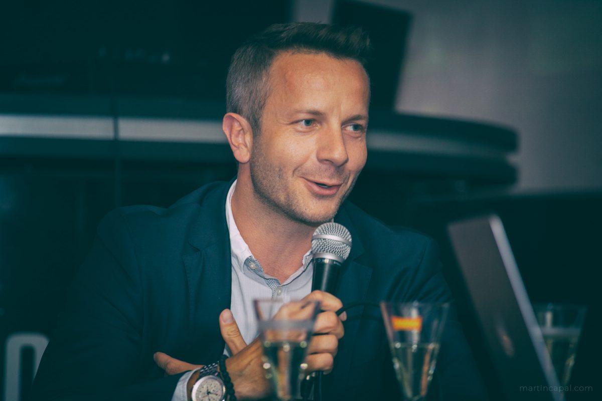 Leo Kallista, manažer obchodního rozvoje Slevomatu. Foto: Martin Capal