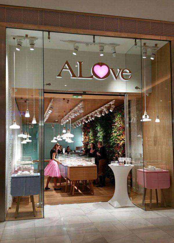 Nový butik značky ALOve v Centru Černý Most