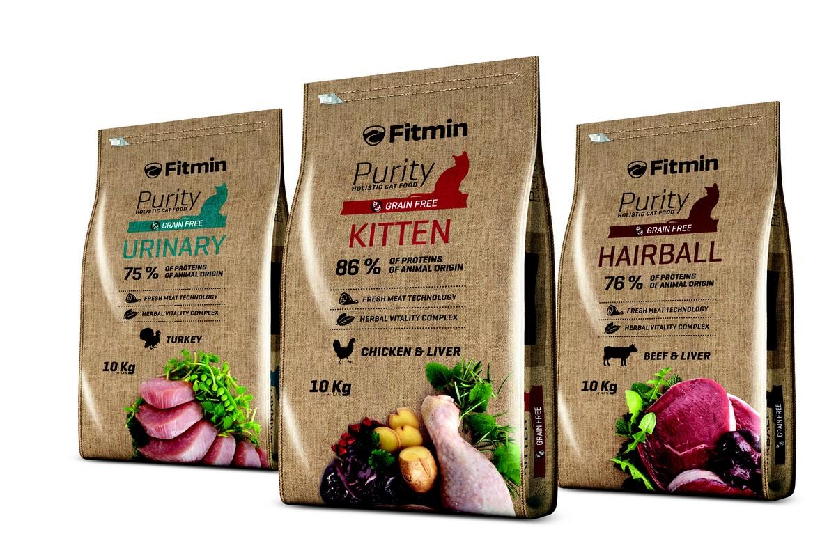 Rebrandovaná podoba krmiv Fitmin
