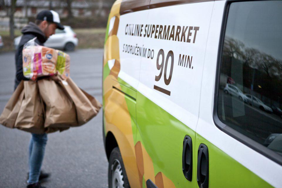 Rohlik.cz loni utržil 960 milionů Kč, chce se zaměřit na doručování menších nákupů