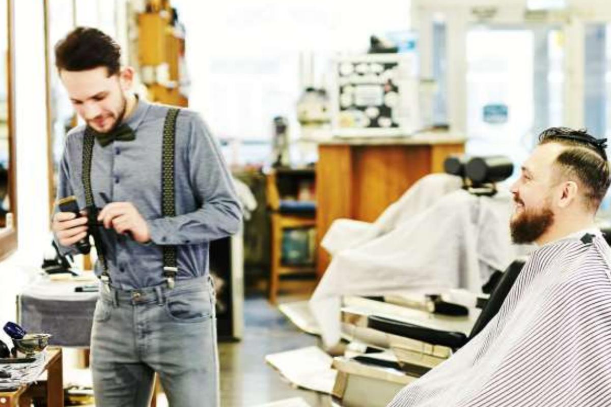 Barber shopy se posouvají na lukrativnější místa