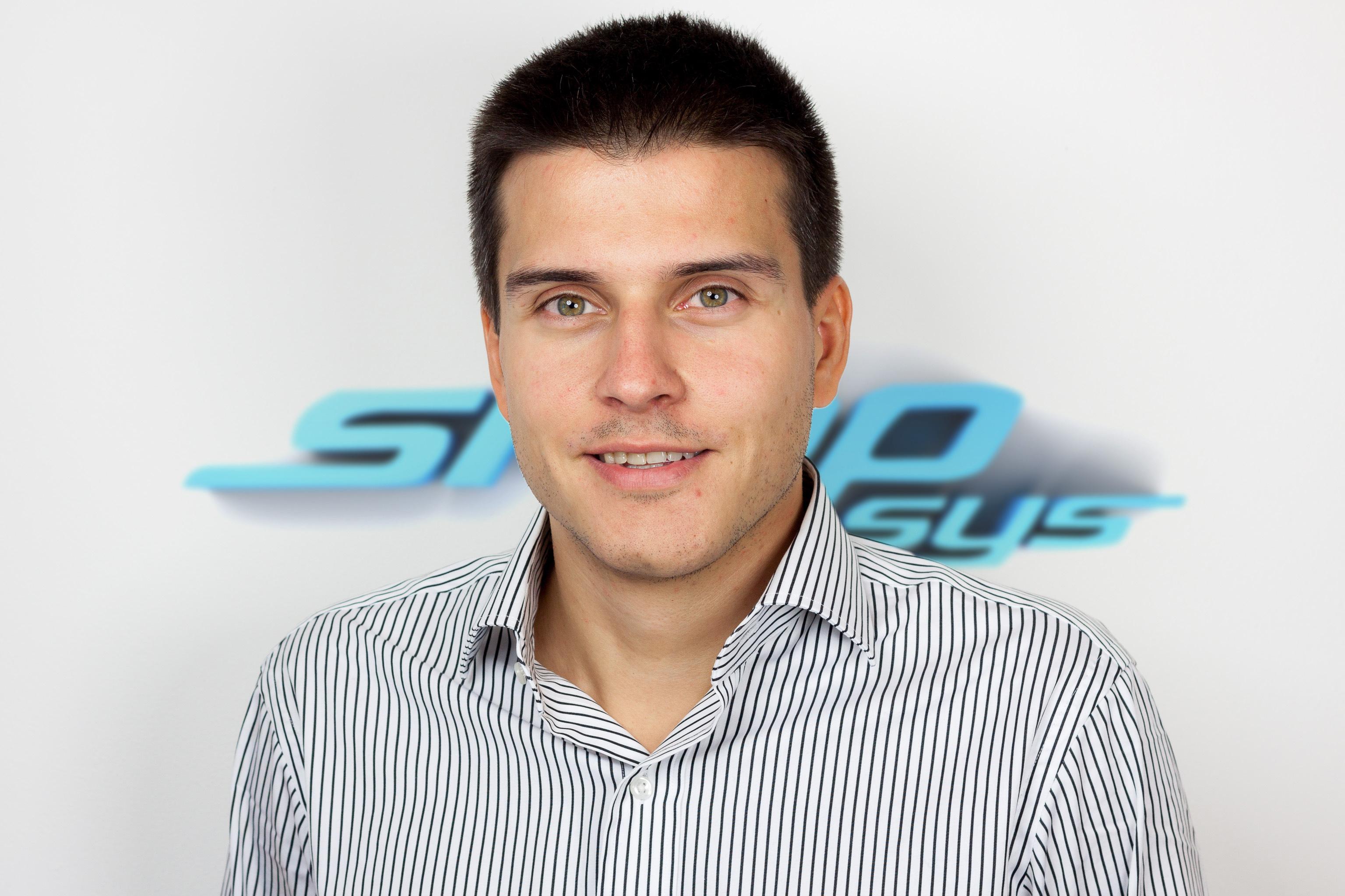 Lukáš Havlásek, nový výkonný ředitel Shopsysu