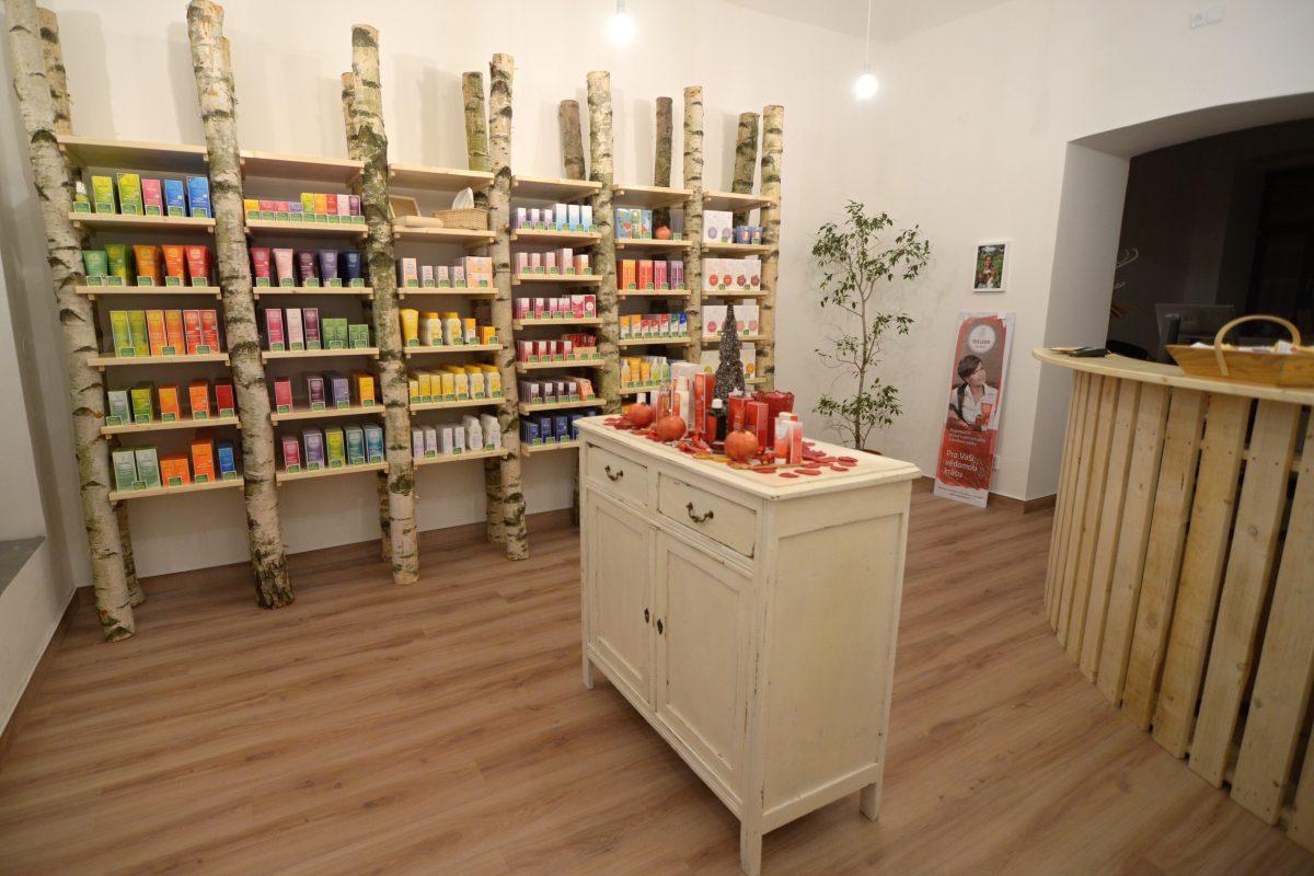 Nový obchod Weledy na Andělu