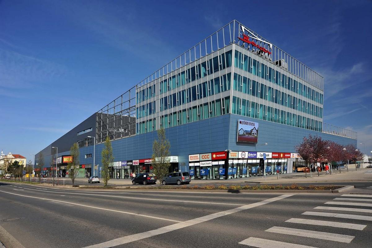 Obchodní centrum Bondy