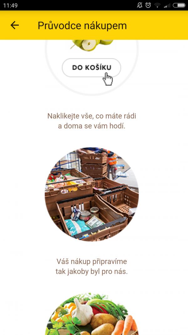 Kolonial.cz přichází s novou mobilní aplikací