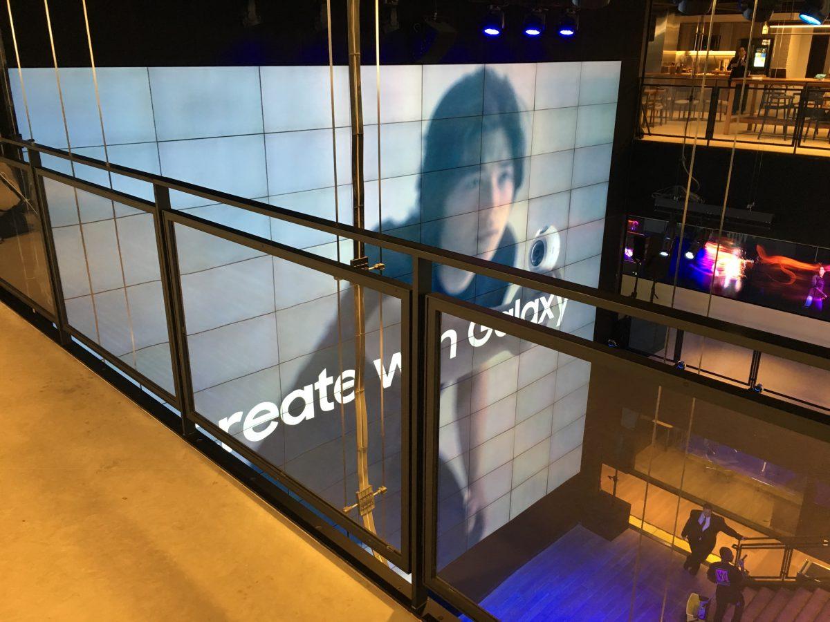 Dobrý instore design zahrál podle Šimka i Samsung