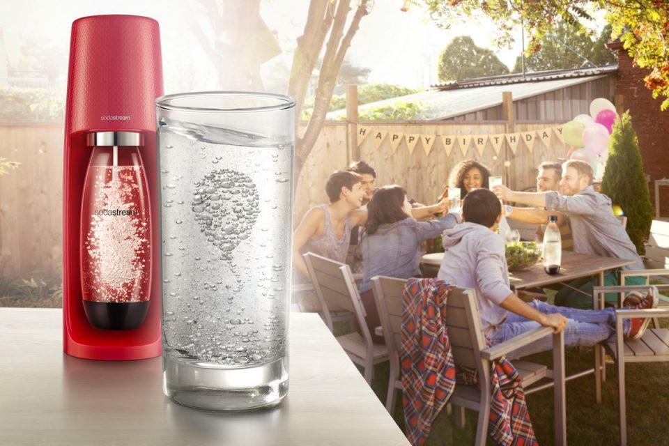 SodaStream má nový design výrobníků perlivé vody, nazval ho Spirit