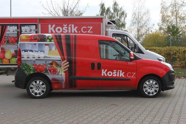 Košík.cz testuje rozvoz hotových jídel, začal nabídkou čerstvého sushi