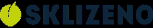Nové logo prodejen Sklizeno