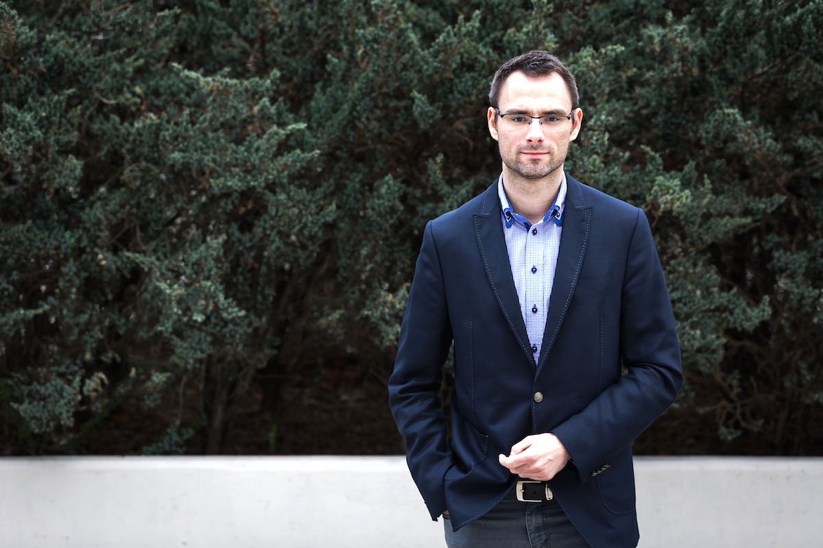 Tomáš Havryluk, místopředseda představenstva Alza.cz se zodpovědností za všechny strategické projekty