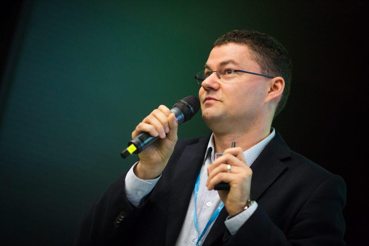 Milan Janecký. Foto: Blueveents.cz