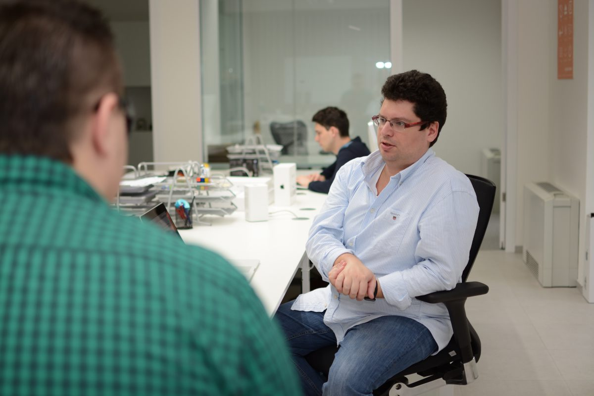 Ivan Malík, šéf společnosti LogicWorks