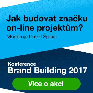 Přijďte na Brand Building 2017