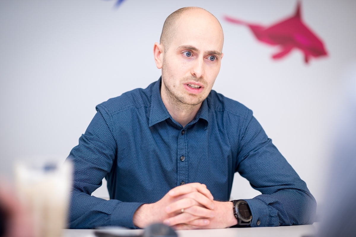 Václav Liška. Foto: Vojta Herout