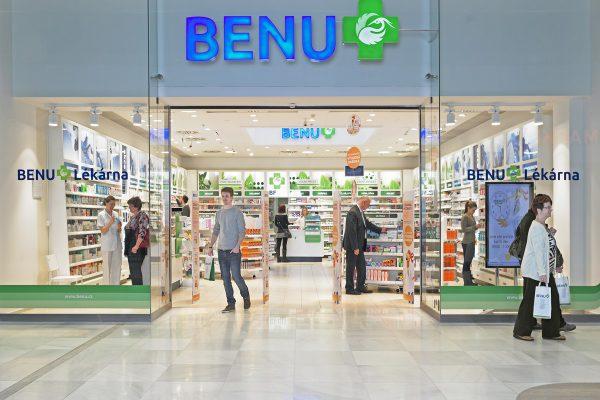 Online prodeje lékáren Benu už tvoří 10 % obratu, posílí je investice do logistiky