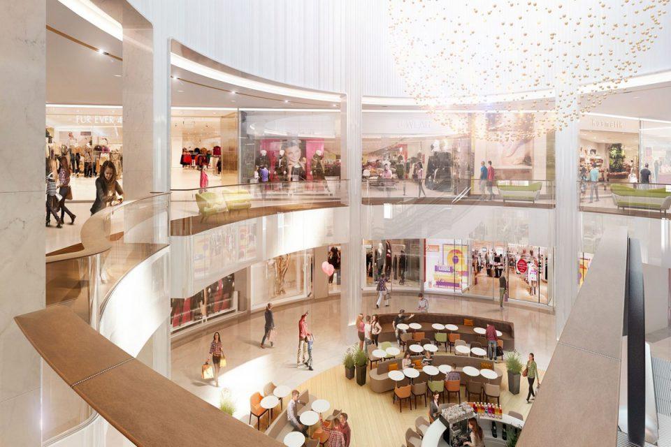 Část Centra Chodov otvírá v novém: přibude dvacet jídelních a tři módní značky
