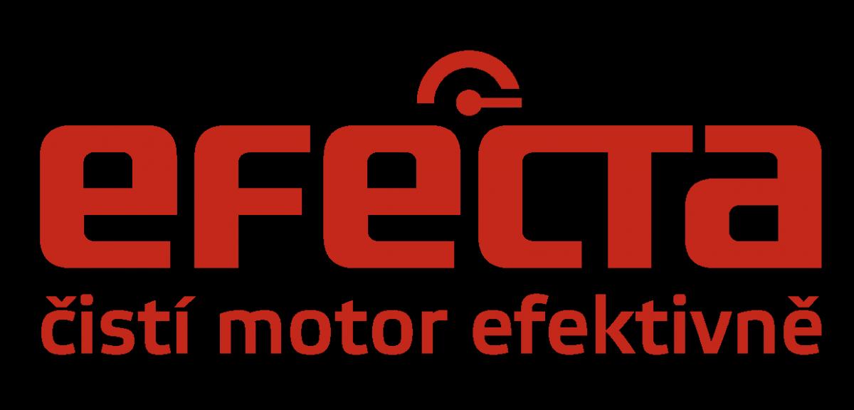 Logo nových paliv Efecta