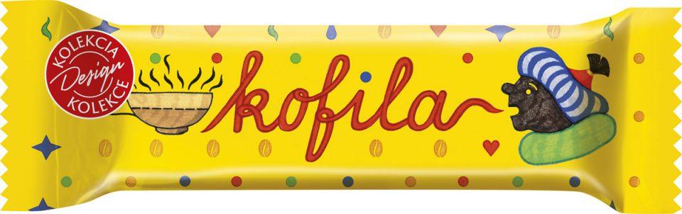 Kofila design od Katerina Kynclova